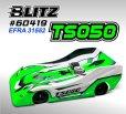 画像1: BLITZ TS050 1/8GPレーシング対応ボディセット (1)