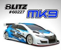 BLITZ MK9 EPツーリングボディ ボディステスナー付