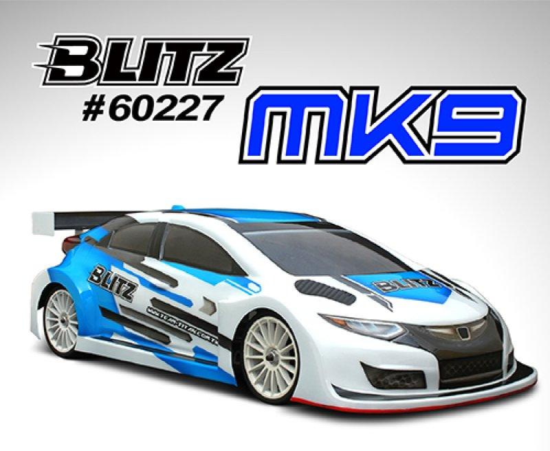 画像1: BLITZ MK9 EPツーリングボディ ボディステスナー付