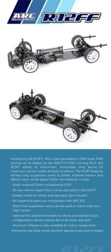 製品補足1: ARC R12FFキット[R100026]
