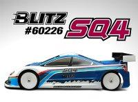 BLITZ SQ4 EPツーリングボディ ボディサイドステフナー付
