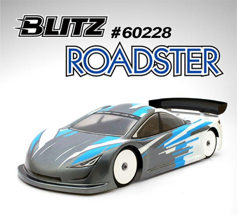 画像1: BLITZ ROADSTER  EPツーリングボディ ボディステスナー付
