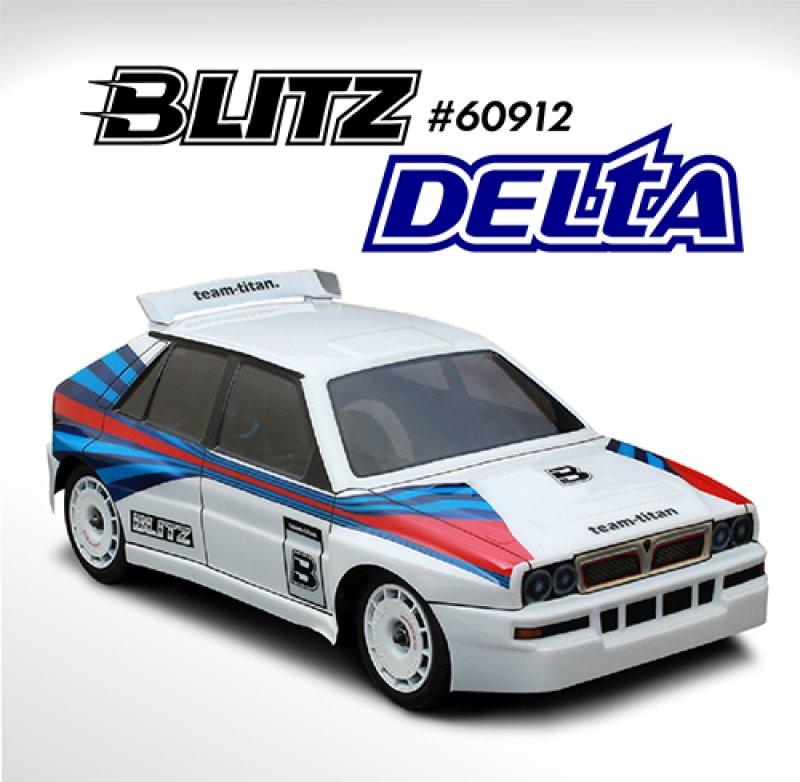 画像1: BLITZ MINIサイズボディ DELTA