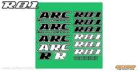 ARC R8.1 デカール