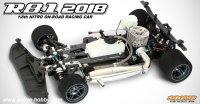 ARC R8.1 2018 レーシングキット