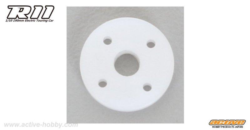 画像1: ショックピストン 1.1mm x 4穴(ビッグボア / 4コ)