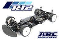 ARC R12ダブルシャーシ仕様キット[R100024W]