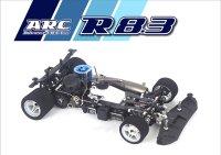 ARC R8.3 1/8GPレーシングキット