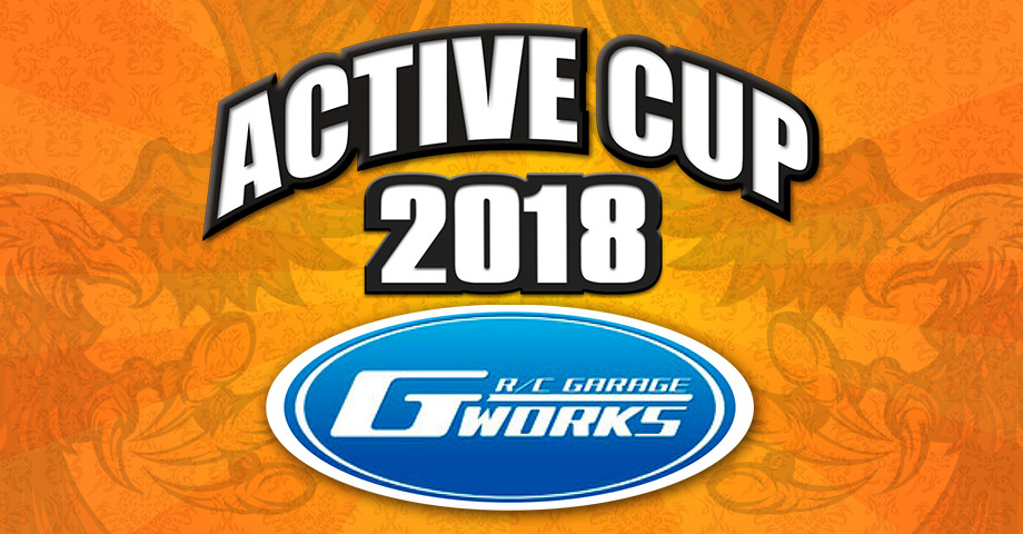 ACTIVE CUP in Gworks