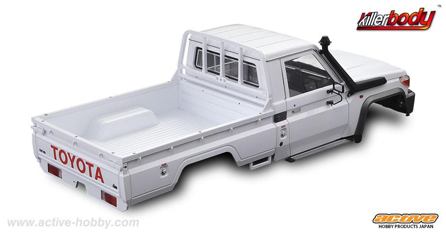 LC70 トラックベッド 右