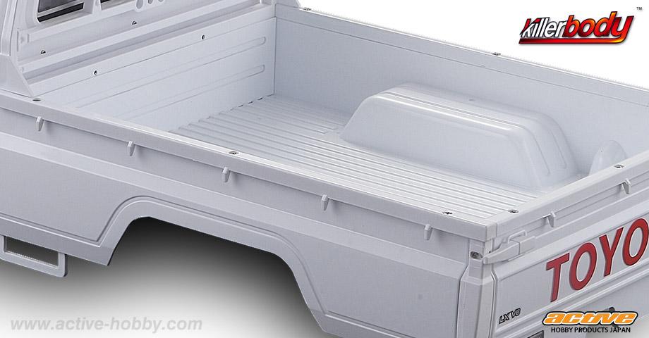 LC70 トラックベッド 左